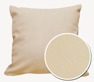 Pb Mixed Color Checker Soft Faux Leather Cushion Cover//Pillow Case Custom Size