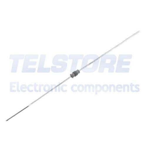 10pcs 1N6263 Diodo raddrizzatore Schottky 60V 1mA 15mA DO35 0,1ns ST MICROELECTR