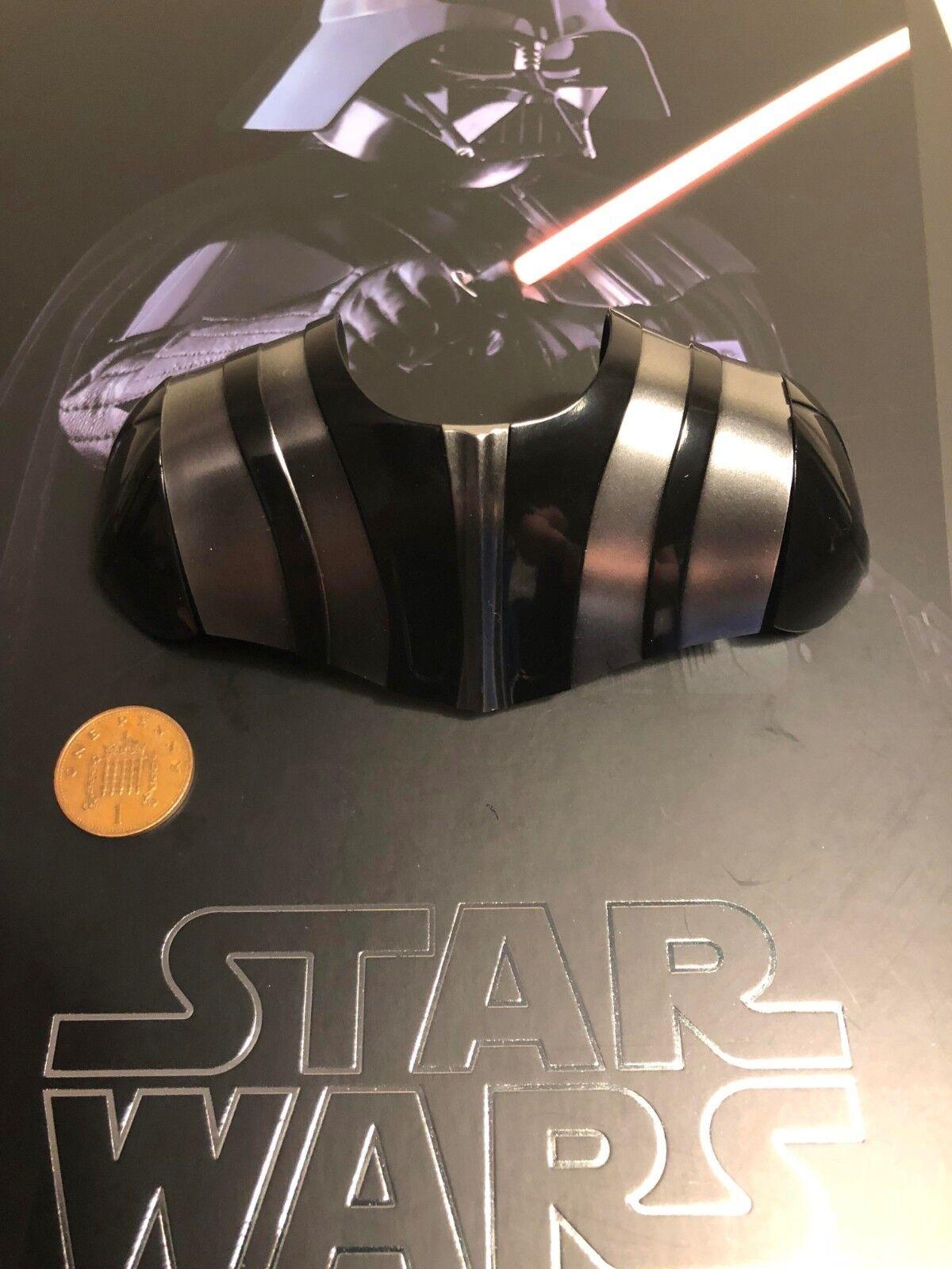 Hot ESB Toys Star Wars ESB Hot Darth Vader MMS452 Upper Body Armour loose 1 6th scale 342c81