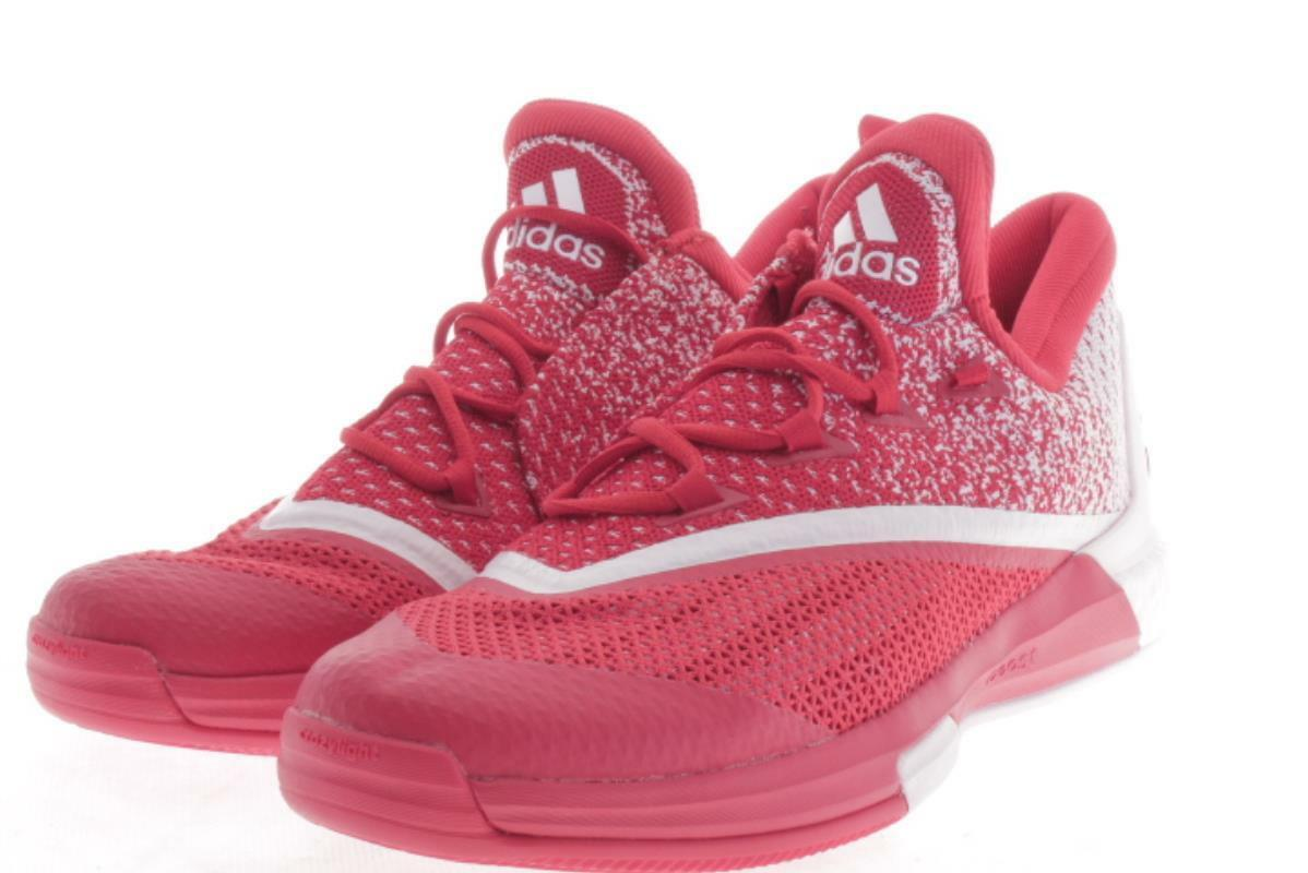 Mens Large Size Adidas Performance  Red Athletic shoes 15 M..395B