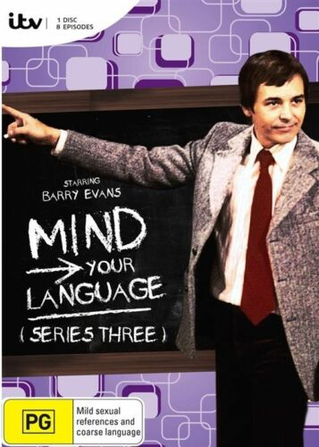 1 of 1 - Mind Your Language : Season 3 (2013) Genuine & unSealed (D116/D170)(D171) (D181)