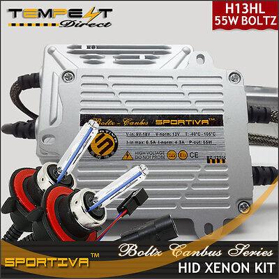 06-16 Ford F250 F350 H13 9008 Bi Xenon AC 55W Boltz CANBUSS HID Headlight Kit