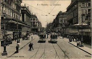 CPA MARSEILLE La Cannebiere (339633)