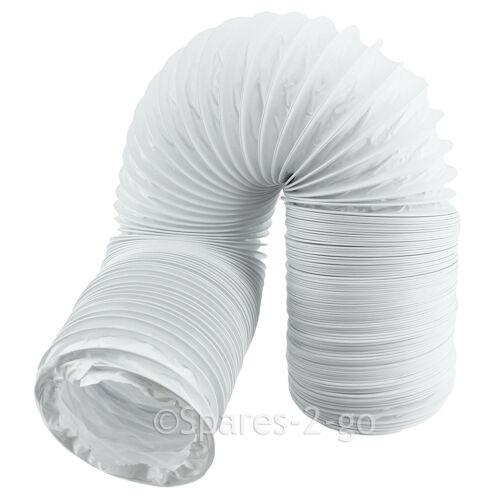 HOTPOINT tvm560 tvm562 tvm570 tvm572 Sèche-linge tuyau de ventilation Tuyau d/'échappement 4Metre