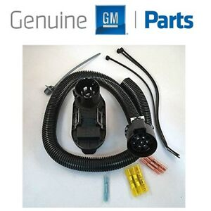 Cool For Chevrolet Colorado Gmc Canyon 15 17 Oem Trailer Wiring Harness Wiring 101 Ouplipimpapsstreekradiomeanderfmnl