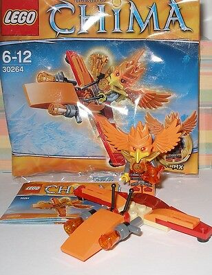 Lego 30264 The Legends of Chima Frax mit Phoenix Flieger OVP