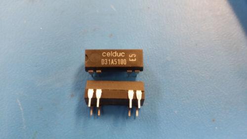 8x Reed-Relais V23100-V4005-A011 DIL Printrelais Ausbau