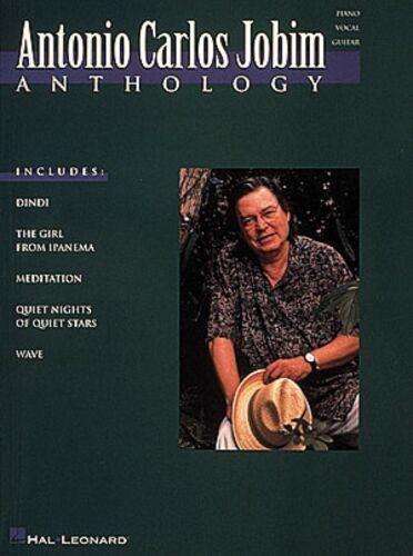 Antonio Carlos Jobim Anthology Sheet Music PVG Composer Collection 000312477
