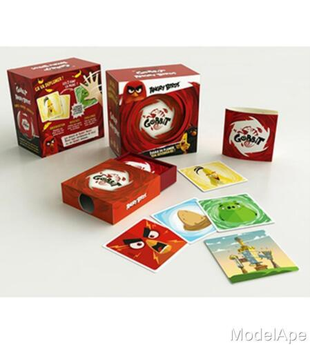 GOBBIT ANGRY BIRDS Card Game