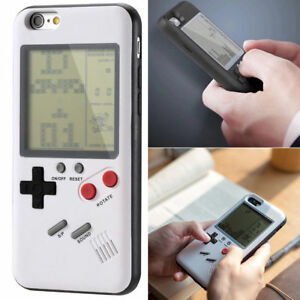 timeless design 009a0 9b6eb Fun Gameboy Tetris Wanle Phone Case Toy Protector For iPhone 6 6S 7 ...