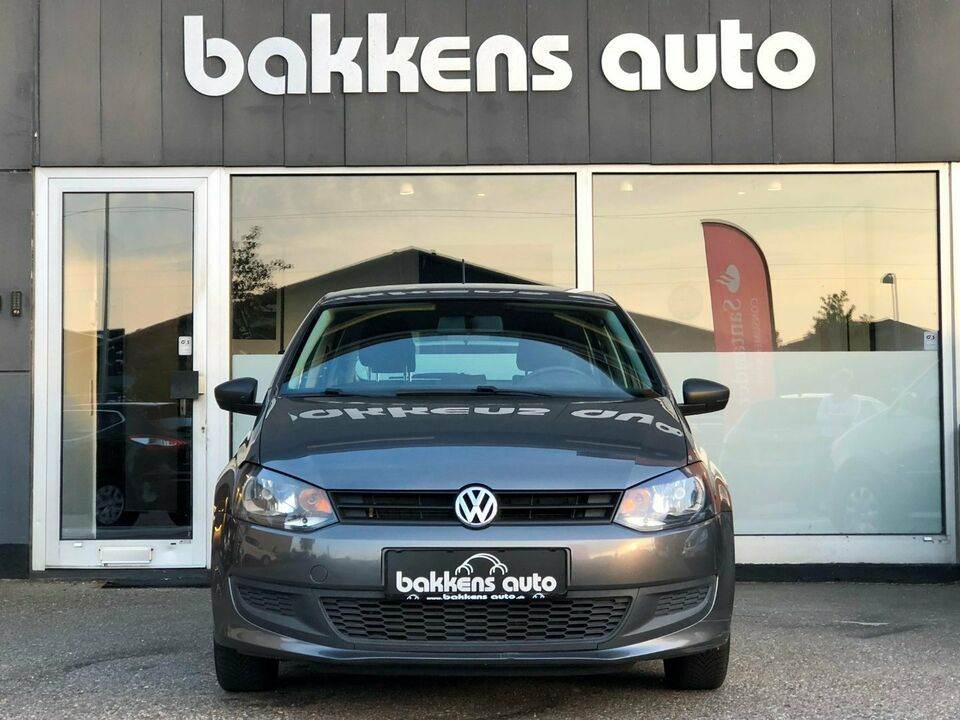 VW Polo 1,6 TDi 75 Trendline Diesel modelår 2010 km 230000
