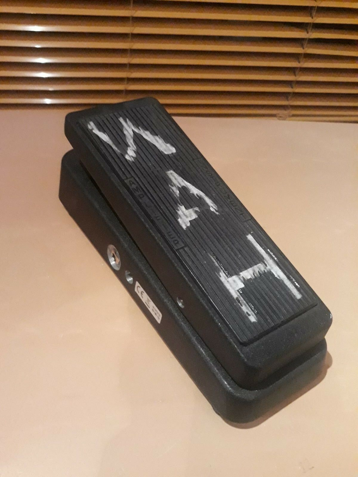 Dunlop Cry Baby Wah Pedal - USED