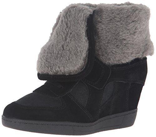 Ash Ash Ash femmes Brendy Fur Fashion baskets  - Pick SZ Couleur. fc4845