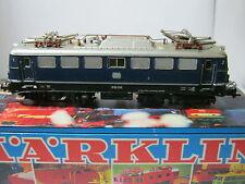 Digital Märklin HO 3039 E - Lok BtrNr E10 238 DB Blau (RG/AX/97S1)