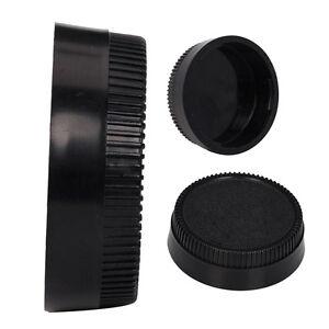 Capuchon-arriere-noir-pour-objectif-Nikon-Nikkor-SLR-DSLR-Objectif-AF-AF-S-C3F2