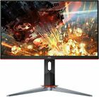 "AOC 24G2 24"" LED Full HD Gaming Monitor - Black/Red"