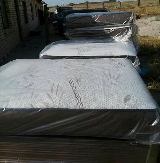 Brand new queen bed set for sale