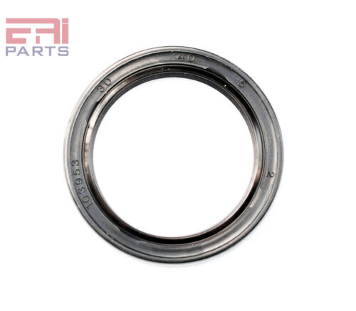 Metal Case w// NBR Coating Oil Seal 30X40X5mm TC EAI Double Lip w// Spring