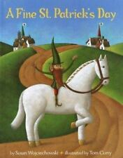 A Fine St. Patrick's Day, Wojciechowski, Susan, Good Book
