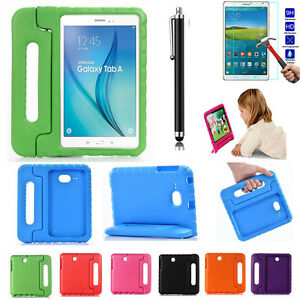 buy popular c47c1 8bc3a Details about Kids Safe Shockproof EVA Stand Case Tablet Cover For Huawei  Mediapad M3 8.4
