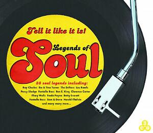 Legends-of-Soul-Tell-It-Like-It-Is-3-CD-SET-BRAND-NEW-VERY-BEST-OF