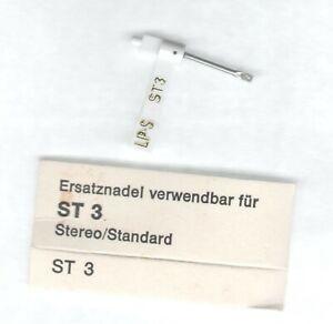 Ersatz-Tonnadel-Ersatznadel-Plattennadel-Abtastnadel-BSR-ST-3