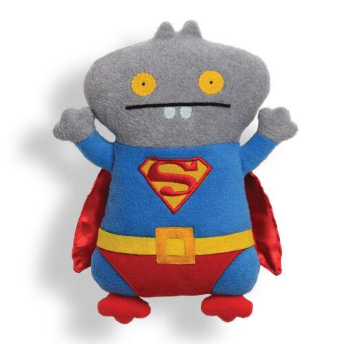 NWT UglyDoll Limited Edition DC Comics JUMBO Babo Superman 2/'