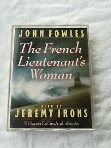 John-Fowles-The-French-Lieutenants-Woman-cassette-audiobook-3-hours-abridged-2-t