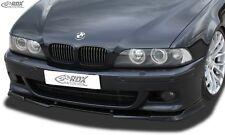 RDX Frontspoiler VARIO-X für BMW 5er E39 M5 bzw. M-Technik Frontstoßstange