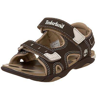 precio al por mayor 60% de liquidación moderno y elegante en moda Timberland Toddler River Quest 2 Strap Sandals 69855 M Brown ...
