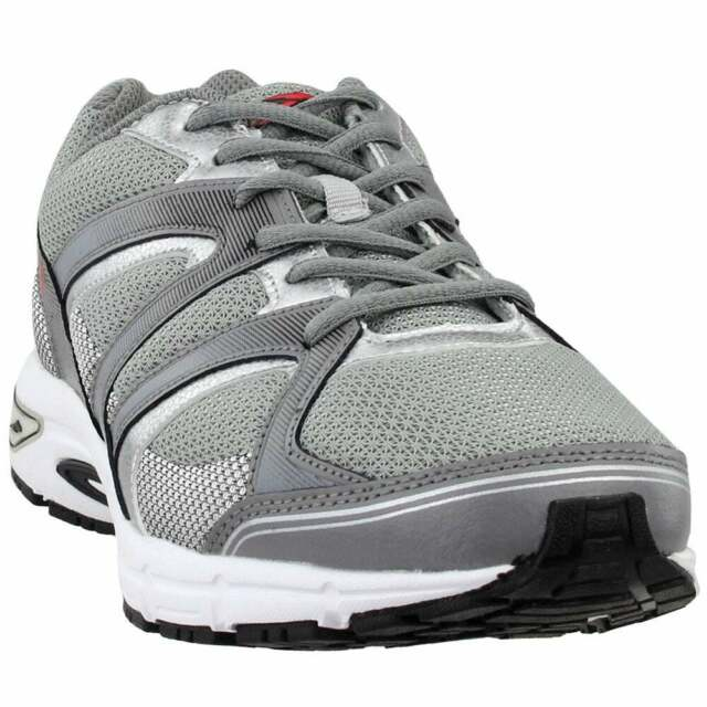 Avia Execute II  Casual Running  Shoes - Silver - Mens