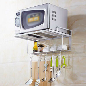 Alumimum Microwave Oven Wall Mount