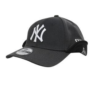 New-Era-39Thrity-MLB-NY-Yankees-Downflap-Stretch-Fit-Cap-Grey-10392950-UW