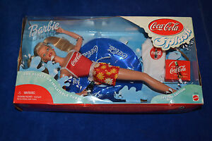 Coca-Cola-Splash-Barbie-1999-Special-Edition-Coke