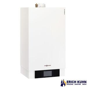 Viessmann-Vitodens-200-W-13-19-26-35-kW-Gas-Brennwert-Regelung-u-opt-Montage