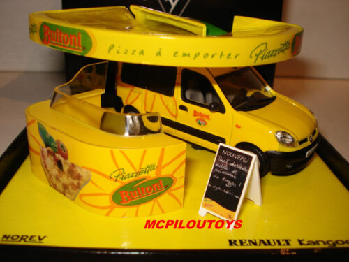Norev Schatulle Renault Kangoo Piazzetta Buitoni Au 1//43°