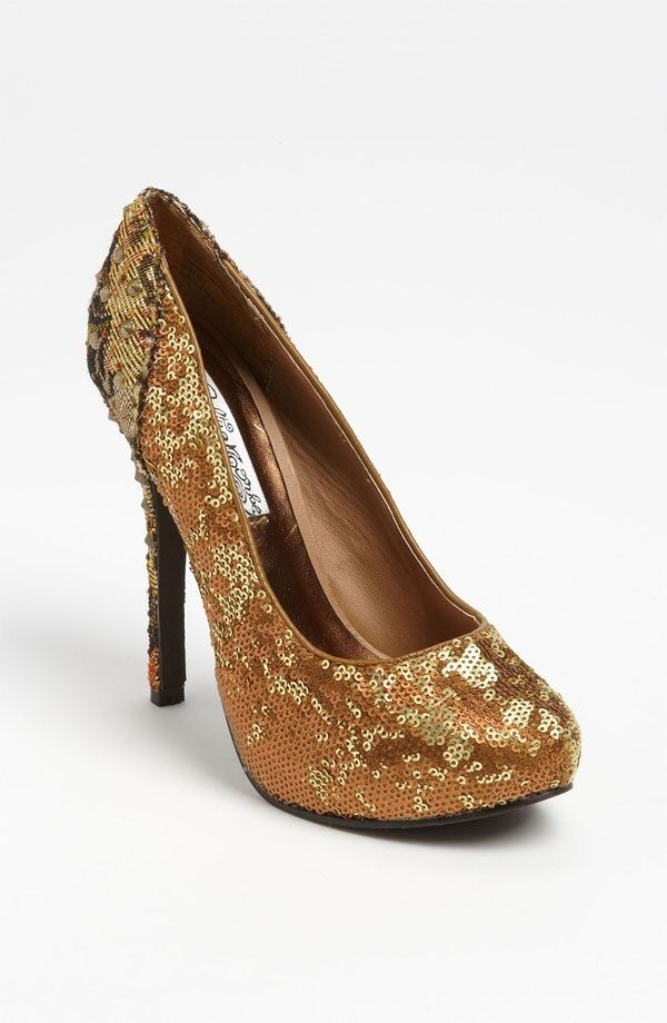 NAUGHTY MONKEY SIZZLING HOT SEXY Heels Sequins Stilettos Pumps High Heels SEXY Shoes c10e25
