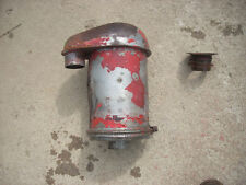 Ih Farmall Mccormick International O6 Orchard Tractor Air Cleaner And Extension