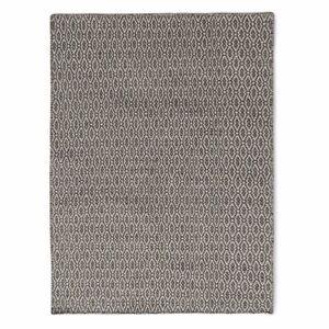 Grey-Modern-Contemporary-Ethnic-Dense-Wool-Rug-120x180cm