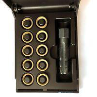Spark Plug Thread Repair Kit Solid Insert M14x1.25 14mm