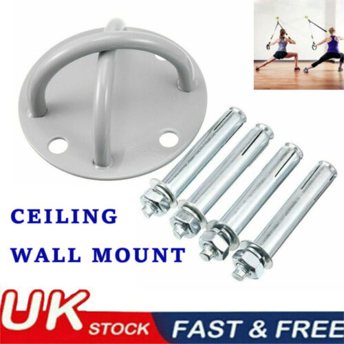 For Ceiling Suspension Straps Anchor Crossfit Wall Mount Bracket X Mounts Anchor