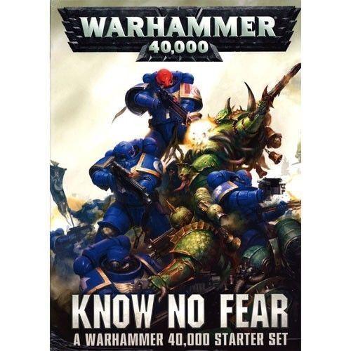 Know No Fear  A Warhammer 40k estrellater Set  GWS 40-03-60 NIB  a buon mercato