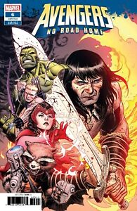 CONAN THE BARBARIAN #6 REGULAR COVER BY MARVEL FAST SHIPPING!
