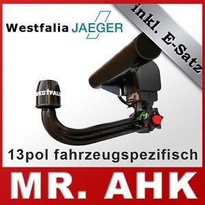 EBA NEU inkl Anhängerkupplung abn VW Sharan +ESatz Set kpl
