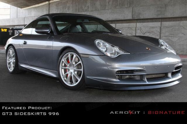 porsche 911 996 gt3 style sideskirts bodykit for sale online ebay. Black Bedroom Furniture Sets. Home Design Ideas