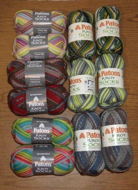 Spinrite Patons Stretch Socks Yarn Licorice