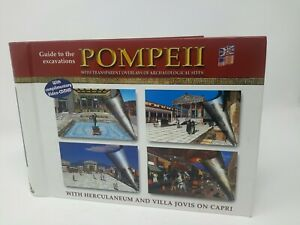 Guide-to-Excavations-Pompeii-Transparent-Overlays-CD-DVD-Archaeological-Sites
