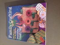 Family Crafting Book Fun Projects To Do Paperback