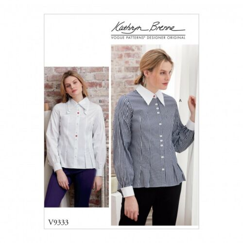 Vogue Sewing Pattern 9333 Vogue - 9333-M Gratis Reino Unido P/&p fp