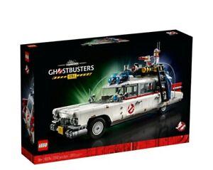 LEGO-GHOSTBUSTERS-ECTO-1-CREATOR-10274-Nuovo-di-zecca-consegna-gratuita